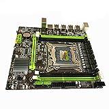 Difcuy X79 Motherboard, 8 USB LGA2011 CPU DDR3 64GB SATA 3.0 LGA 2011 PCI...
