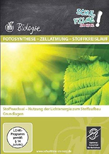 Fotosynthese - Zellatmung - Stoffkreislauf