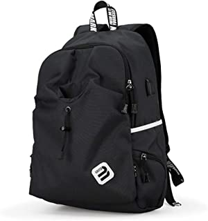 Irfora Mark Ryden Portable WaterMulti-Function Outdoor Sport Laptop Men Backpack Leisure Students Schoolbag USB Charge Tra...