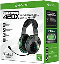 Turtle Beach - Ear Force Stealth 420X Fully Wireless Gaming Headset - Xbox One (Discontinued by Manufacturer)