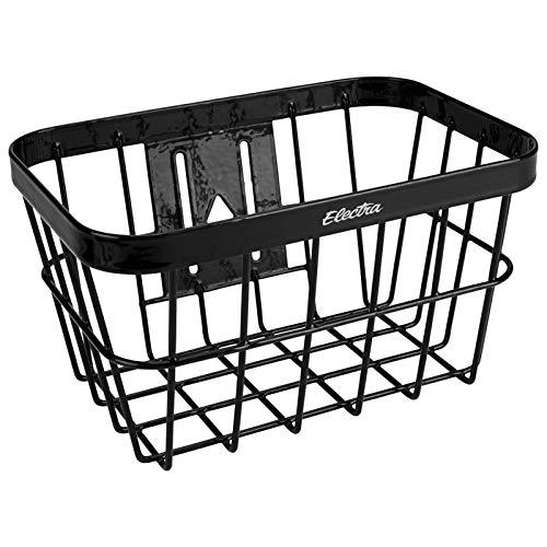 Electra Bicycle Electra Fahrradkorb Small Wired Basket, Schwarz, 5923