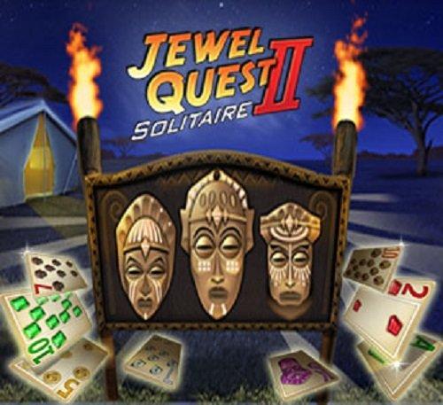 Jewel Quest Solitaire II [Download]