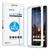 OMOTON [2 Pack] Screen Protector for Google Pixel 3a XL -...