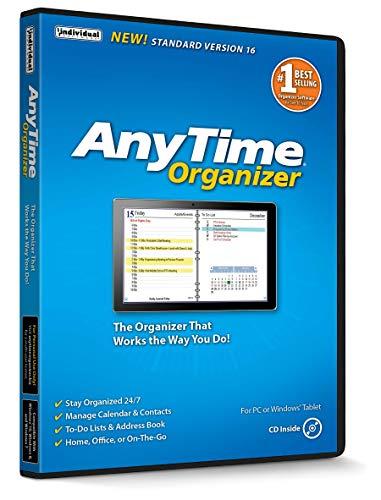 Individual Software AnyTime Organizer Standard 16