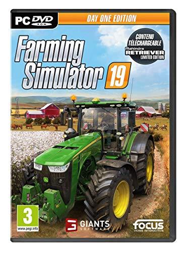 Farming Simulator 19 exclusif Amazon
