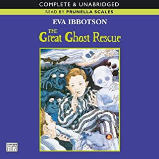 The Great Ghost Rescue cover art
