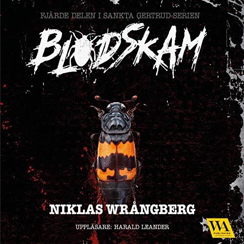 Blodskam cover art