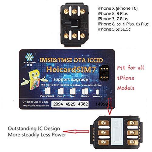 Alician Perfect Unlock Turbo SIM Card Nano-SIM for iPhone XR XS Max iOS 12