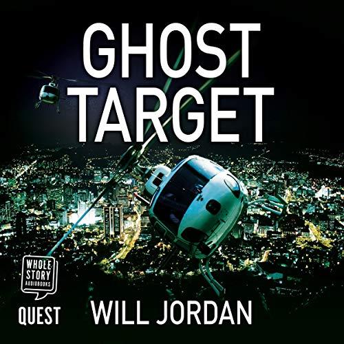 Ghost Target: Ryan Drake, Book 6