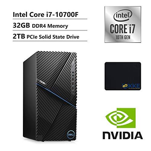 Comparison of Dell G5 vs Lenovo Legion T730-28Ico (90JF00AXUS)
