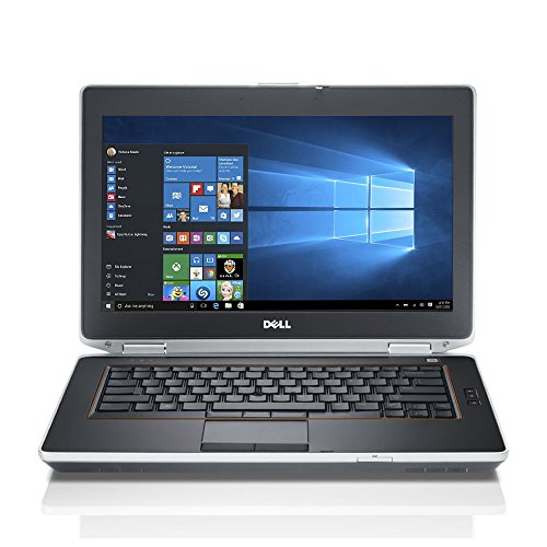 Dell Latitude E6420 - 14' Laptop Intel Core i7-2640M / 2.8 GHz (3.5 GHz Turbo) Processor, 8GB RAM, 320GB HDD, Windows 10 Pro 64-bit - VVF52 A01