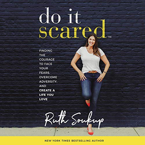 Do It Scared audiobook cover art
