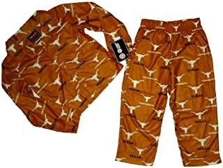 Texas Longhorns Youth Pajamas Size (4) NCAA Authentic and NEW