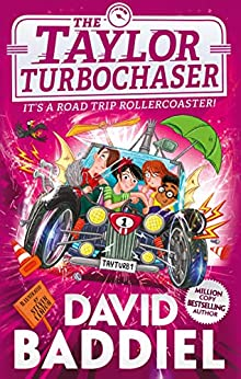 The Taylor TurboChaser: From the million copy best-selling author by [David Baddiel, Steven Lenton]