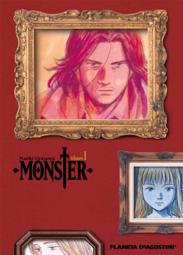 Monster Kanzenban nº 01/09 (Manga: Biblioteca Urasawa)