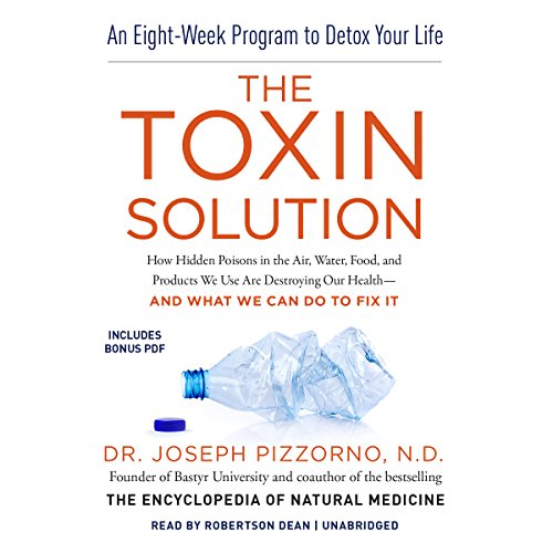 The Toxin Solution cover art