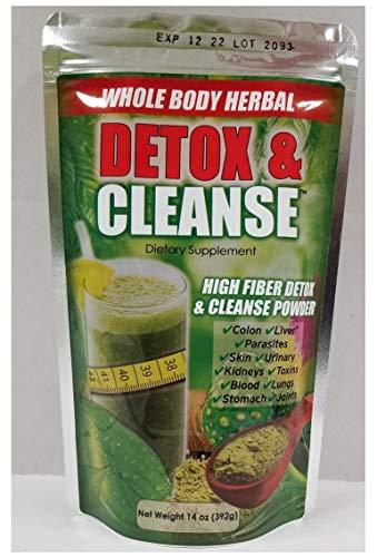 Whole Body - Herbal Detox & Cleanse 14 oz Powder