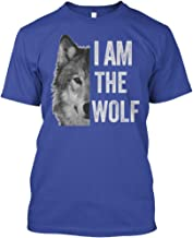 I am The Wolf Tshirt - Hanes Tagless Tee