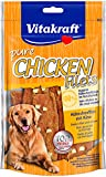 Vitakraft Chicken Hühnchenfilet mit Käse, 6er Pack (6 x 80 g)