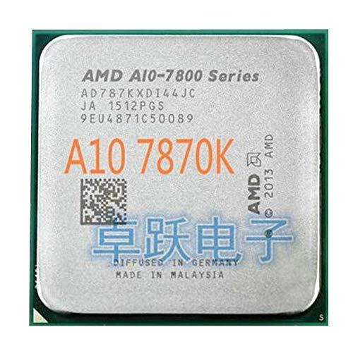 A10-Series A10 7870 A10-7870K A10 7870K 3.9 GHz Quad-Core CPU Processor Socket FM2+
