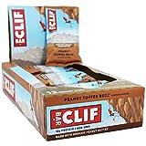 clifbar clifbar clif bars - 12 pack peanut toffee buzz w/caffeine, one size peanut toffee buzz w/caffeine, one size
