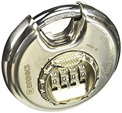 best top rated brinks padlocks combination 2021 in usa