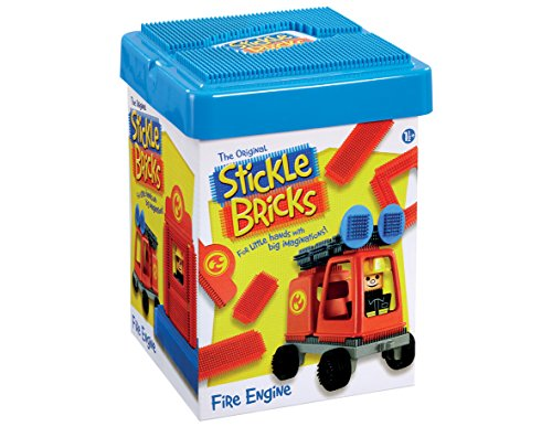 Stickle Bricks TCK09000 Fire Engine