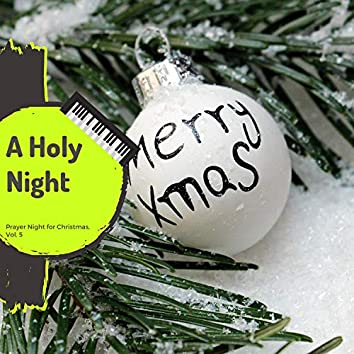 A Holy Night - Prayer Night For Christmas, Vol. 5