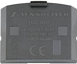 Sennheiser BA300 Lithium Polymer Rechargeable Battery For Sennheiser Set 900, Set 840, Ri 900