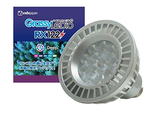 ボルクスジャパン GrassyLeDio(グラッシーレディオ) RX122 ディープ