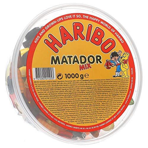 Haribo Matador Mix 1kg Dose