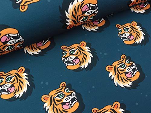 Albstoffe Shield PRO Sweat Tiger Atlantic