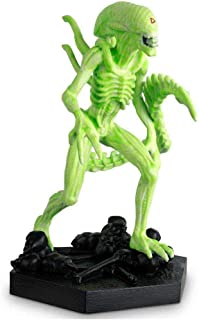 Eaglemoss Publications Ltd. The Alien & Predator Figurine Collection 1/16 Vision Xenomorph (Alien vs. Predat