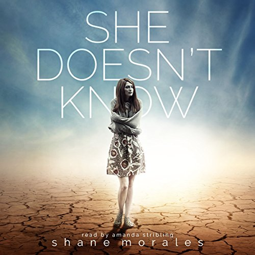 She Doesn't Know audiobook cover art