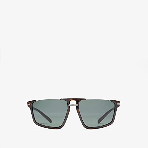 Havana/Gunmetal/Dark Green