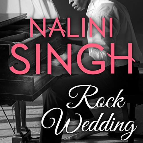 Rock Wedding audiobook cover art