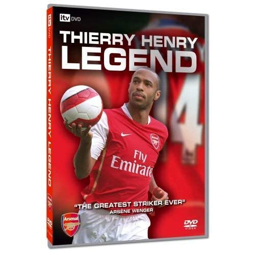 f5c1d1a19 Thierry Henry  Amazon.co.uk