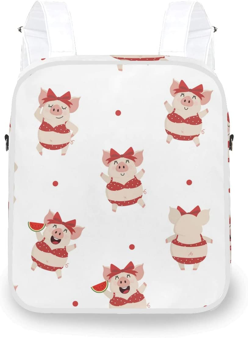 Shiiny Summer With Sale item Cut Pig Max 76% OFF In Dual-Purpose Women's Bikini Mi Red