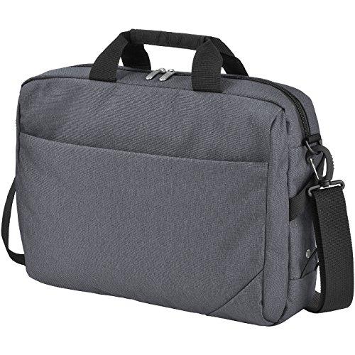 Marksman - 14'' Laptop-Konferenztasche - grau/schwarz