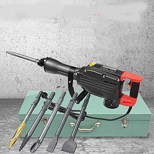 LWQ Bohrhammer Meißel für elektrische Abbruchhammer Betonbrecher Presslufthammer 95/65,Utype Chisel