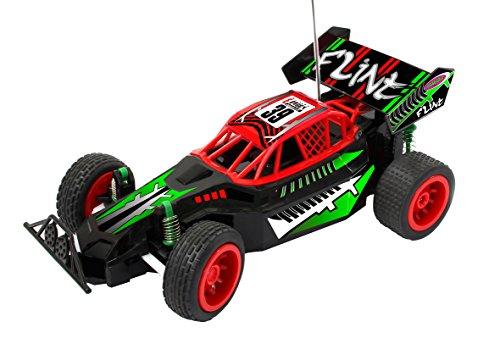 JAMARA 410033 - Flint Buggy Fahrzeug, 1:14, 27 MHz