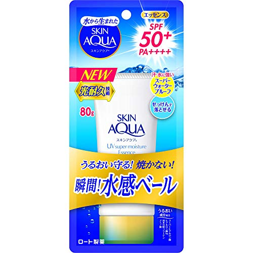 Skin Aqua super moisturizer, essence and sunblock 80g