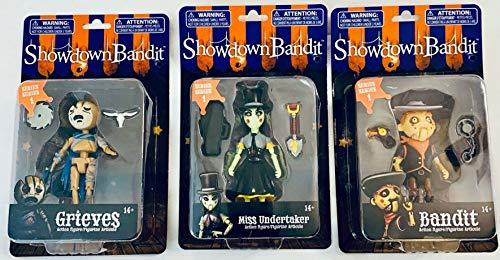 banda miss fabricante Showdown Bandit