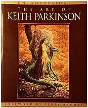 keith parkinson art book