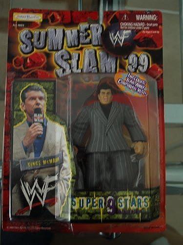 promociones de descuento Super Stars Series 9 Vince Vince Vince McMahon by WWF  precios mas bajos