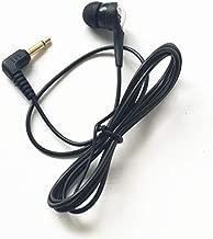 Linhuipad Single Side Earphone in-Ear Mono Earbuds Disposable Headphone Low Cost Ear Buds for One Ear