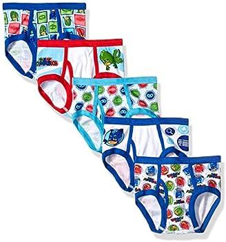 5-Pack PJ Masks Boys Brief Underwear