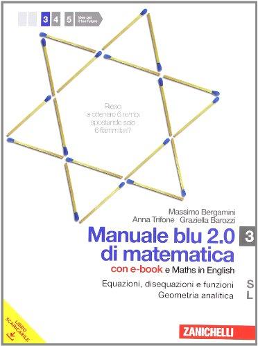 Manuale blu 2.0 di matematica. Per le Scuole superiori. Con DVD-ROM. Con espansione online (Vol. 1)