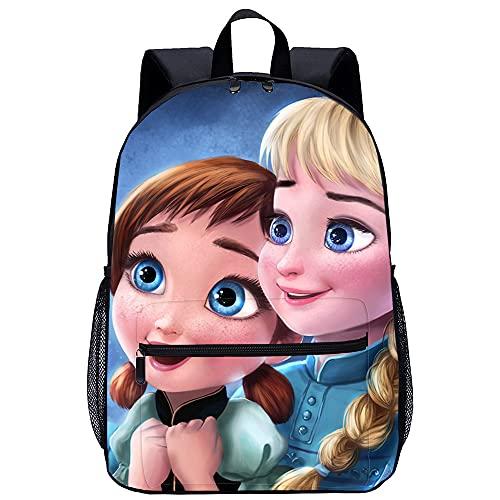 TUOXING Mochila escolar impresa en 3D para niños, niñas, mochila congelada para mujeres, mochilas geniales para libros, mochila ligera para la escuela secundaria de 17 pulgadas