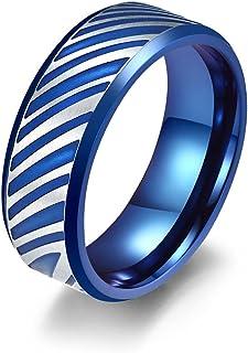 خاتم رجالي أصلي بحرفية يابانية
